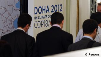 Delegates leave climate tlaks in Bonn