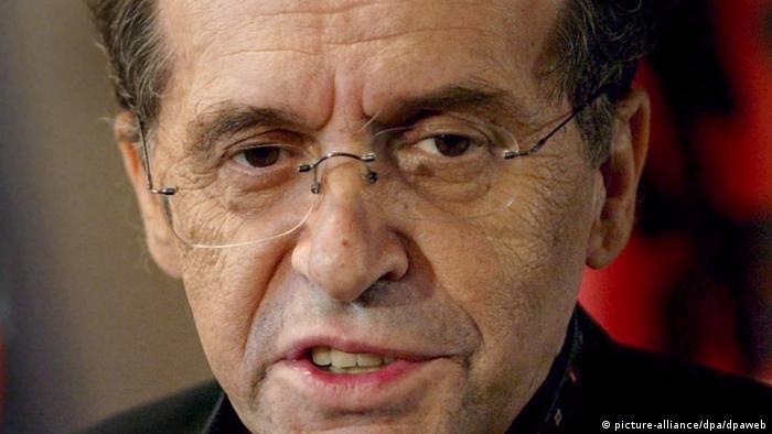 Kosovo-Präsident Rugova mit Lungenkrebs im Krankenhaus