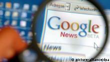 Symbolbild Google News