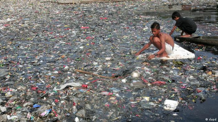 Jakarta: Megacity on shaky ground