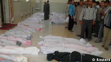 Syrien Massaker in Huola