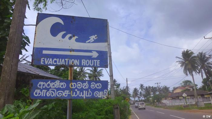 Sri Lanka: Prepared for future tsunamis