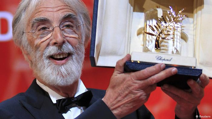Cannes 2012 Goldene Palme für Michael Haneke (Reuters)