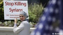 Syrien, Massaker Hula