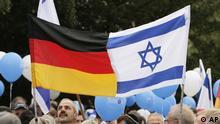 Israel Deutschland Flagge