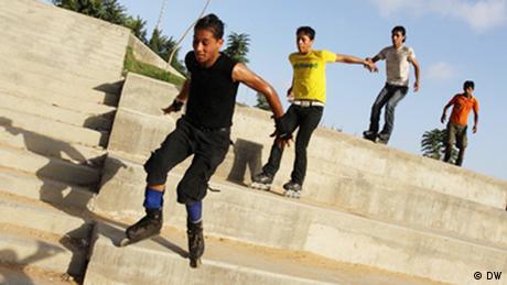 Gaza Leben