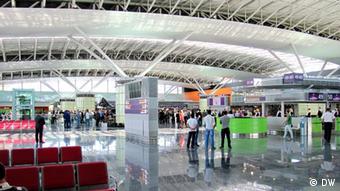 Новый терминал киевского аэропорта Борисполь