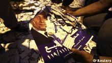 """احمد شفیق پس از احراز حضورش در دور دوم انتخابات به مردم مصر وعدهی """"آغاز دورانی نوین"""" در این کشور را داد"""