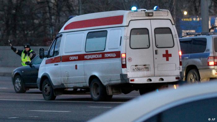 Скорая помощь в России