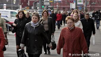 Moskau - Alltag