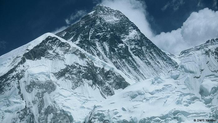 South side of Mount Everest
