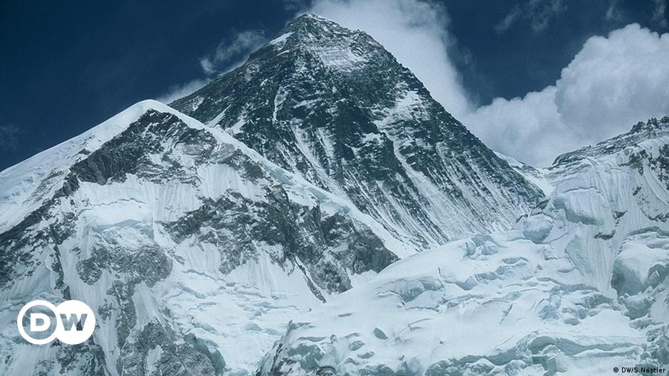 COVID-19 reaches Mount Everest