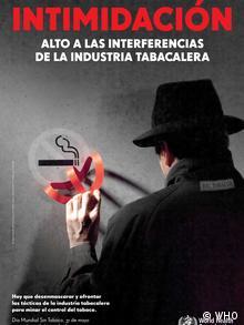 OMS, en 2012, contra la intimidación de la industria.