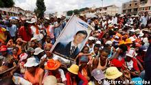 Andry Nirina Rajoelina Madagaskar