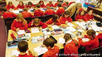 kids in school Foto: Barry Batchelor