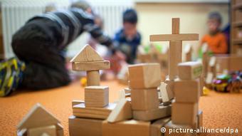 Η Καθολική και η Ευαγγελική Εκκλησία διατηρούν πολλά σχολεία και νηπιαγωγεία στη Γερμανία
