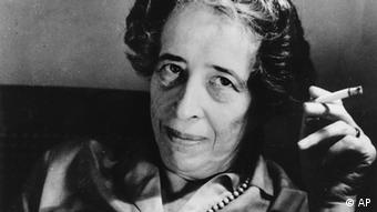 Hannah Arendt. (Foto: ddp images/AP Photo)