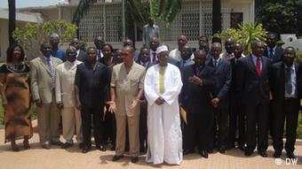 O Governo interino da Guiné-Bissau
