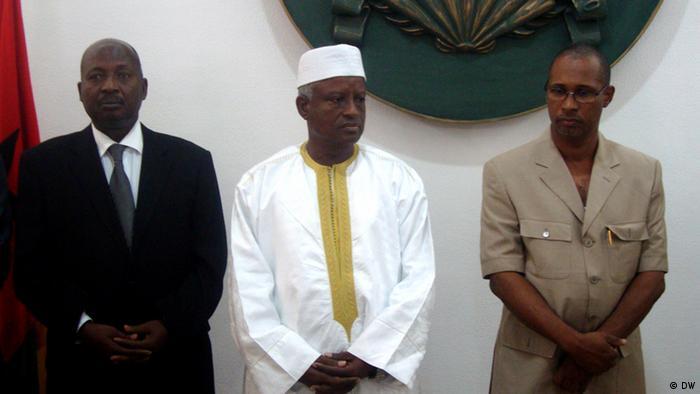 Governo de transição da Guiné-Bissau