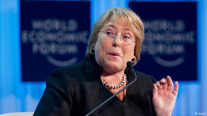 Michelle Bachelet (dapd)