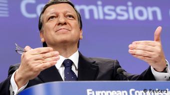 PK Jose Manuel Barroso in Brüssel