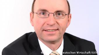 Ο οικονομολόγος του Ινστιτούτου της Γερμανικής Οικονομίας στην Κολωνία Γιούργκεν Μάτες