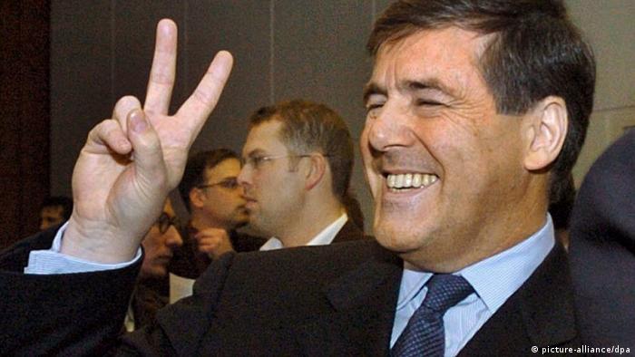 Josef Ackermann, gesta koja je šokirala njemačku javnost