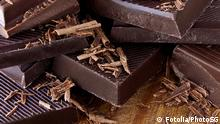 Schokolade Zartbitterschokolade