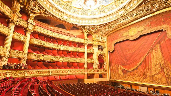 The interior of the Opera Garnier (Photo: Fotolia)