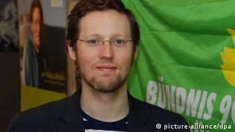 Jan Philipp Albrecht (phto: Wolf von Dewitz, dpa)