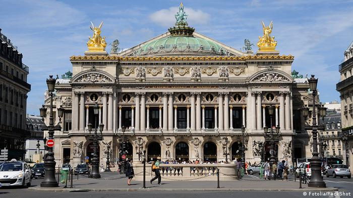 The Opera Garnier in Paris (Photo: Fotolia)