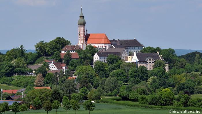 Deutschland Kloster Andechs