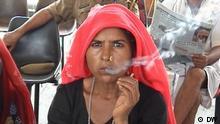 Rauchen in Indien