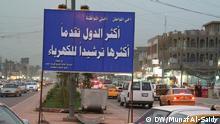Stromkrise im Irak
