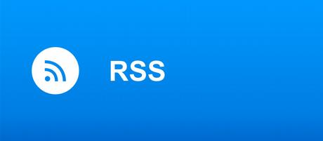 Themenbild RSS Feed