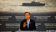 Türkei Istanbul Ban Ki-moon