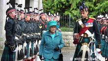Königin Elisabeth II. von England