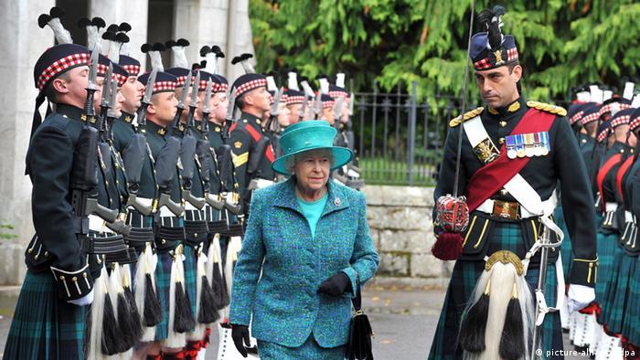 Королева Великобританії та Північної Ірландії Єлизавета ІІ