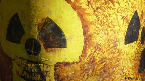 gegen atomkraft gelbe x