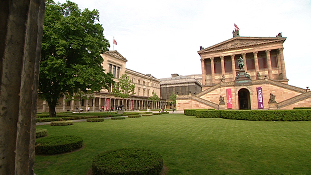 Take A Stroll With Us On Berlin S Museum Island Dw Travel Dw 28 07 2012