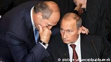 Russland GUS-Staaten Putin Lukaschenko
