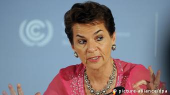 Christiana FigueresHenning Kaiser dpa/lnw