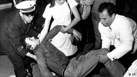 Deutschland Geschichte Studentenbewegung Benno Ohnesorg 1967