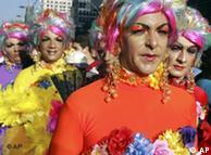 Parada gay em São Paulo, a maior do mundo