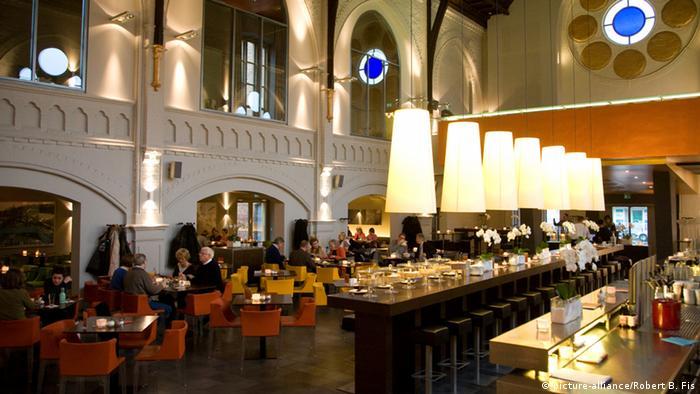 Ресторан и коктейль-бар