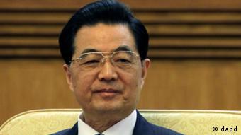 China Staatschef Hu Jintao