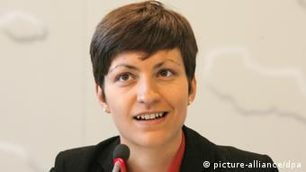 EU-Abgeordnete Ska Keller (Foto: dpa)