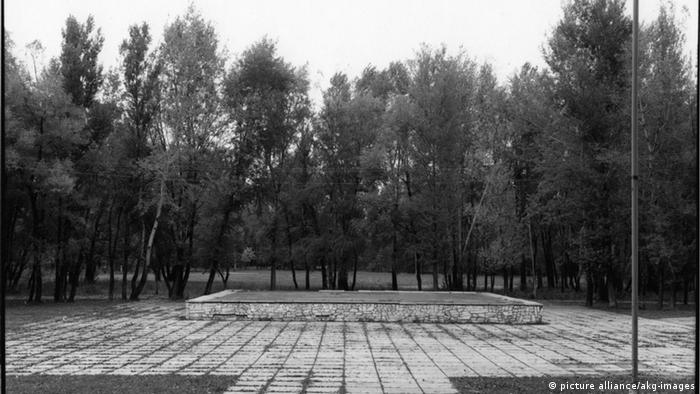 Cultural Park Babi Yar where the massacre of 33,000 Jews from Kyiv by German units on 29 & 30 September 1941, occured, is now a cultural park.