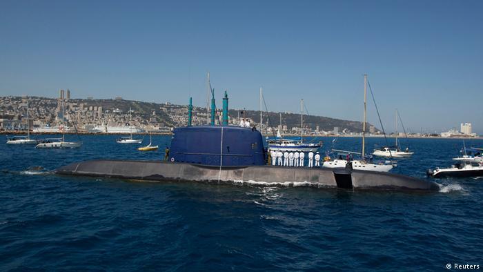 Подводная лодка класса Дельфин
