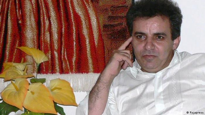 Mohammad Sadigh Kaboudvand, Gründer der iranischen Organisation Menschenrechte Kurdistans; Copyright: Rojapress